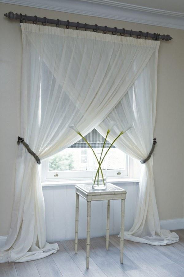 cortinas en salon