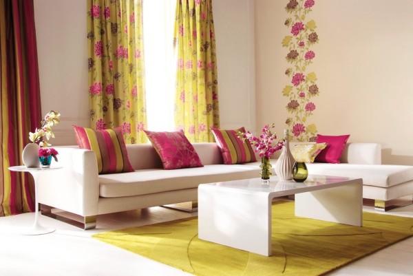 cortinas-para-sala-coloridas