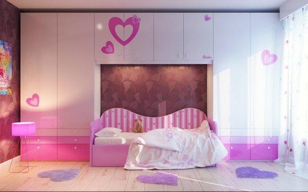 decoracion-habitacion-ninas-habitacion-tematica