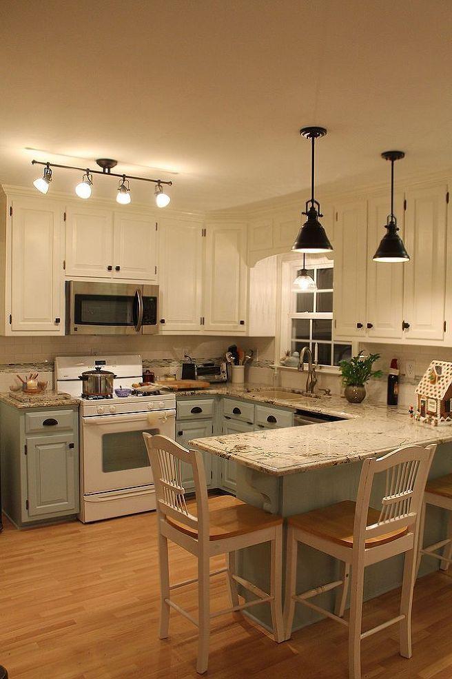 lamparas de cocina diversas