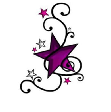 tatuajes estrellas