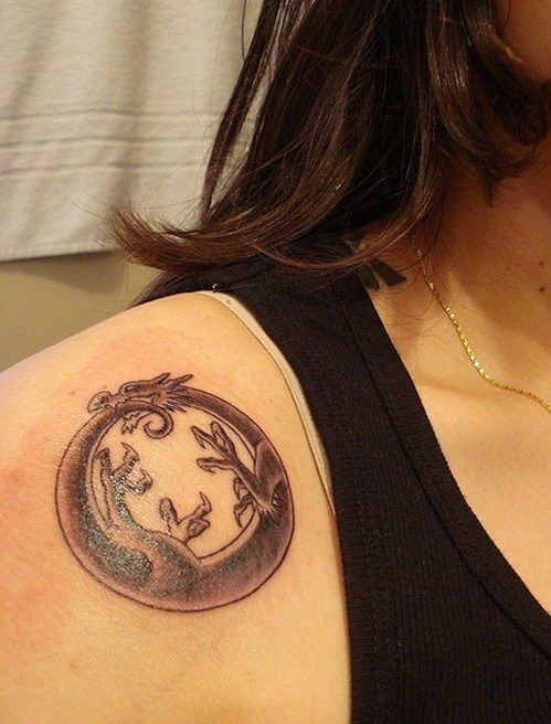 Tatuajes de ouruboros
