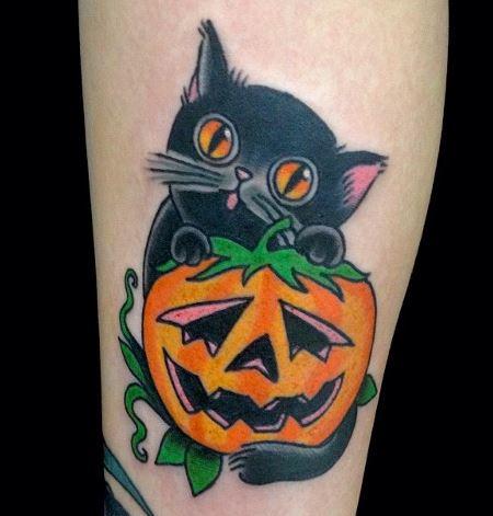 Tatuajes de Halloween