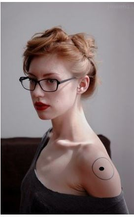 tatuaje-circulo-punto