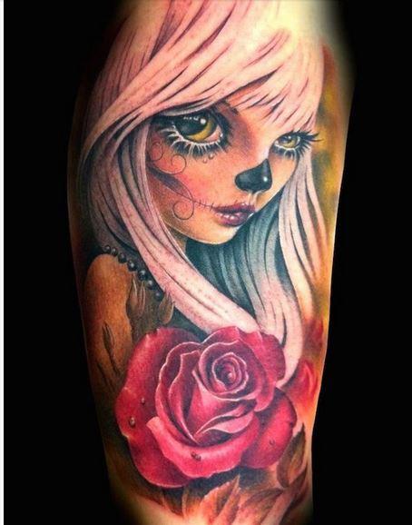 tatuajes de muñecas