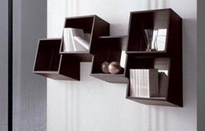 Diseño de estanterias exclusivas y novedosas