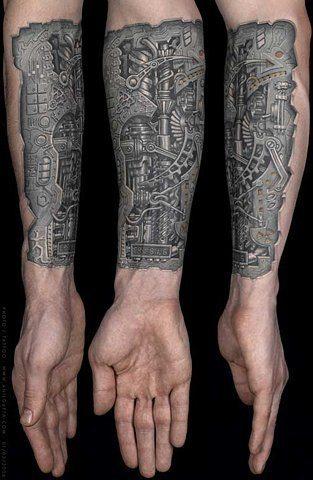 tatuajes de comedia