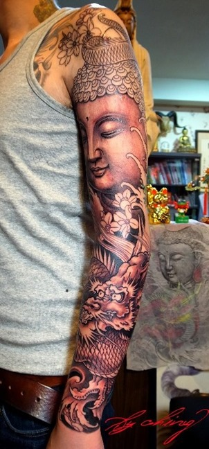 tatuajes Buda
