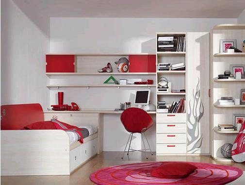 Muebles escritorios juveniles imagui for Crear muebles juveniles