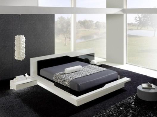 M s de 30 dise os de camas modernas for Casa minimalista guayaquil