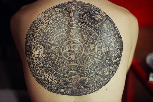 Tatuaje por El Checo.