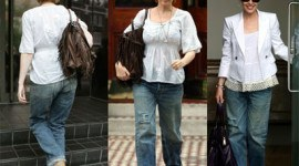 Los jeans que prefieren las famosas…