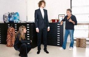 Primeras imágenes de Cavalli para H&M