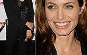 Angelina Jolie en 18th Annual Courage in Journalism Awards