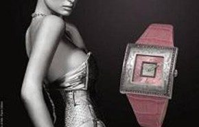 Paris Hilton nueva colección de relojes