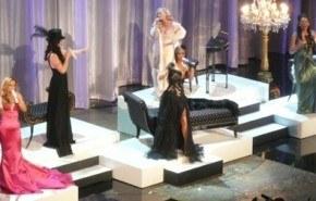 Las Spice Girls actuaron para Victoria's Secret Fashion Show