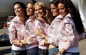 Los Angeles de 'Victoria's Secret Fashion Show 2007 ya están en Hollywood