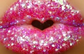 Labios de cine con maquillaje