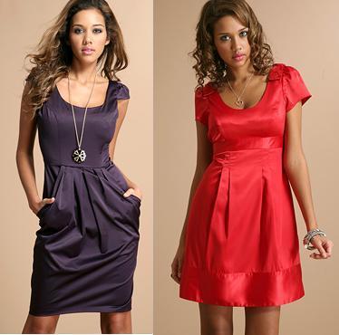 dress-rojo
