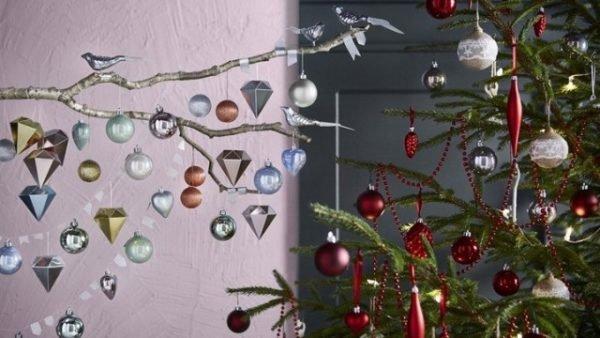 arboles-de-navidad-ikea-con-adornos