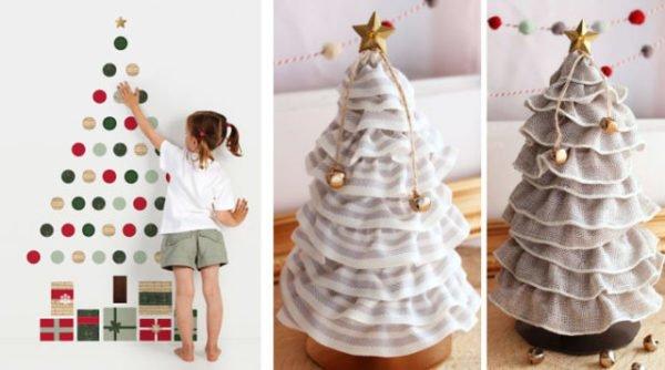 arboles-de-navidad-reciclados