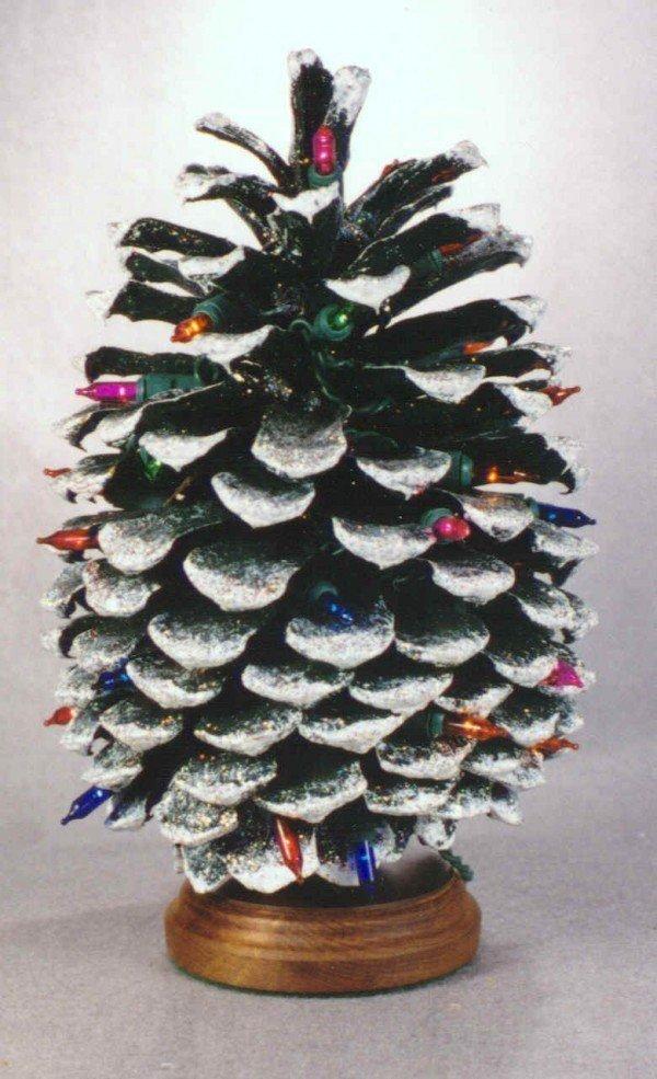 ideas-para-decorar-el-arbol-de-navidad-con-luces