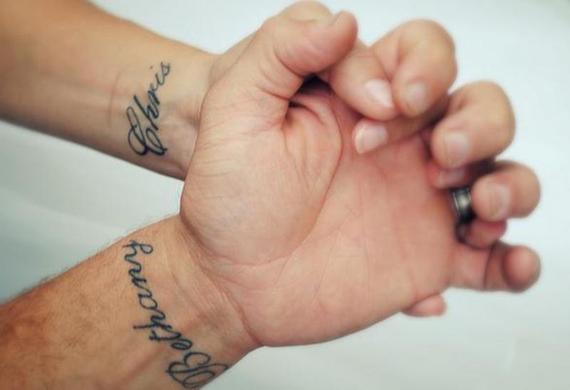 Fotos Con Ideas De Disenos Para Tatuajes De Nombres Tendenzias Com