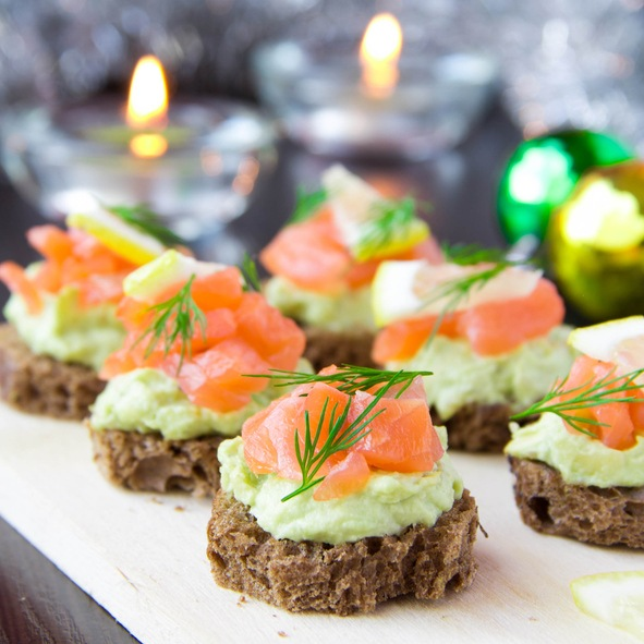 Como celebrar una boda ecologica menu organico