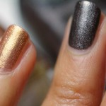 Sonia-Kashuk-Reach-For-the-Stars-Nail-Trio-Holiday-Set-swatches-gray-and-gold