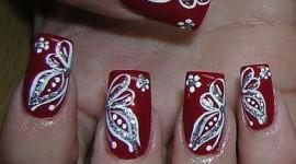 Dibujos para pintar uñas 2015