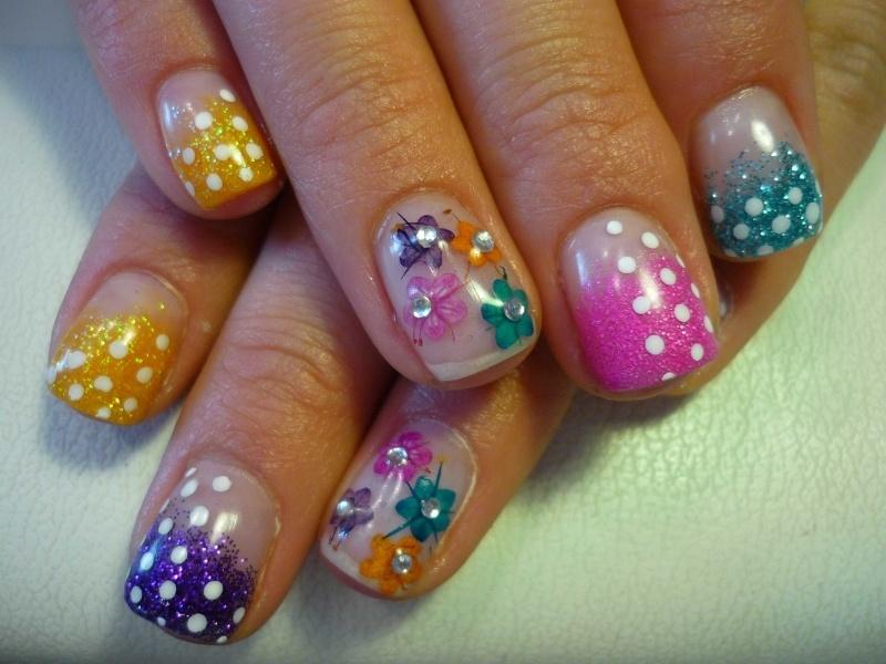 Imagenes de las mejores uñas decoradas, recopilacion