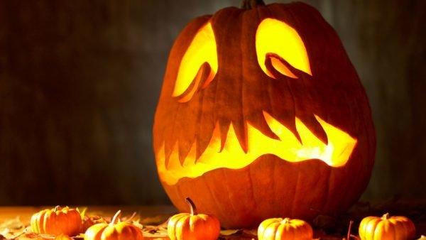 Cmo decorar una calabaza de Halloween Tendenziascom