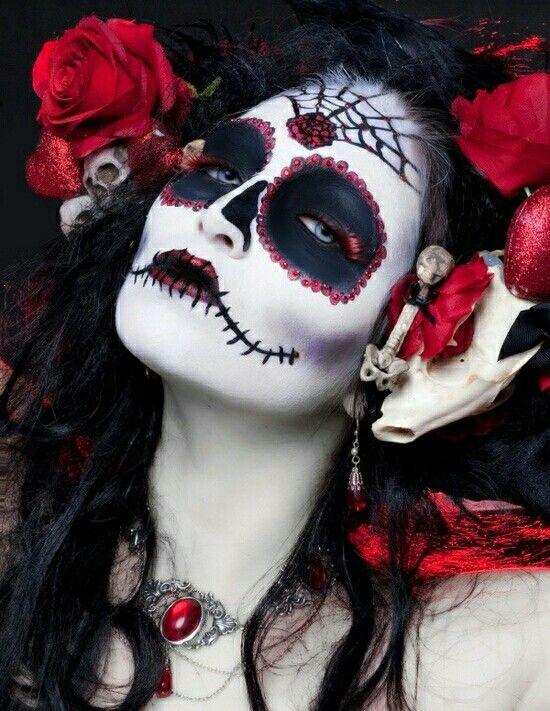Fotos De Maquillaje De Halloween 2020 Facil Para Mujer Paso A Paso Tendenzias Com