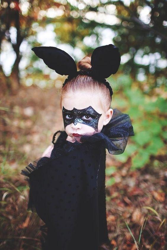De 500 Fotos De Maquillaje De Halloween Facil Para Mujer 2019 - Maquillaje-bruja-para-nia