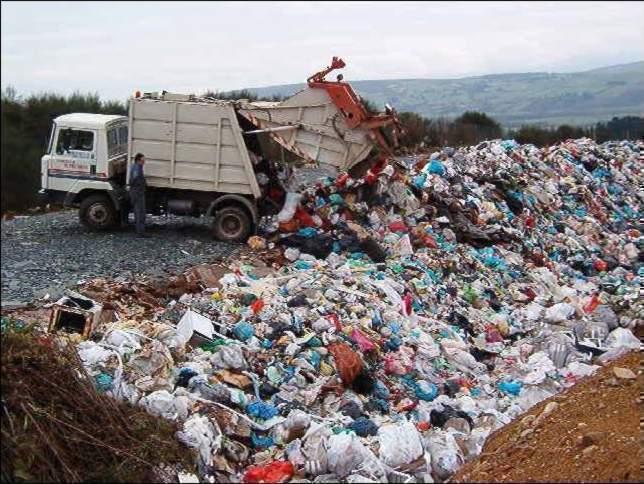 Causas principales de la contaminacion del suelo
