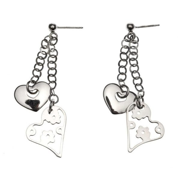 joyas-san-valentin-plata-pendientes-corazones-colgantes