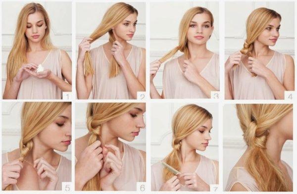 peinados-para-san-valentin-paso-a-paso-coleta-lateral-semirecogido