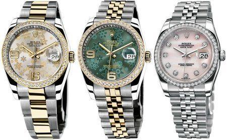 Rolex De Mujeres