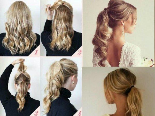 20-peinados-fáciles-y-rápidos-coleta-con-tupé