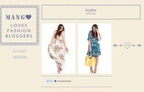 A la última con Mango loves fashion bloggers