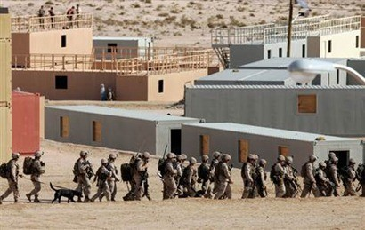 Base Militar California