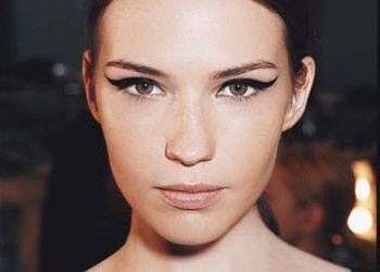 Maquillaje ojos rasgados