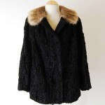 Abrigo moda años 20