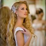 peinados novia 2012