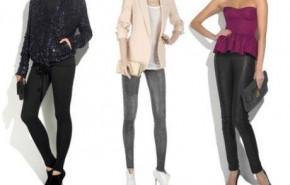 Como combinar leggings