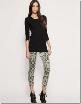 Leggins animal print