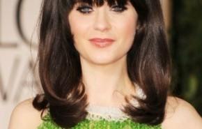 Peinados famosas 2012