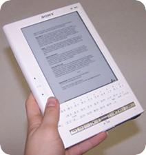 Sony Librié EBR-1000EP