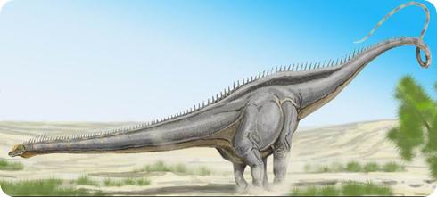 diplodocus, dinosaurios sangre caliente