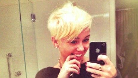Miley Cyrus | cambio de imagen radical